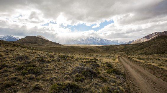 Es folgt ein Abstecher in den relativ unbekannten, einsamen Perito Moreno National Park.