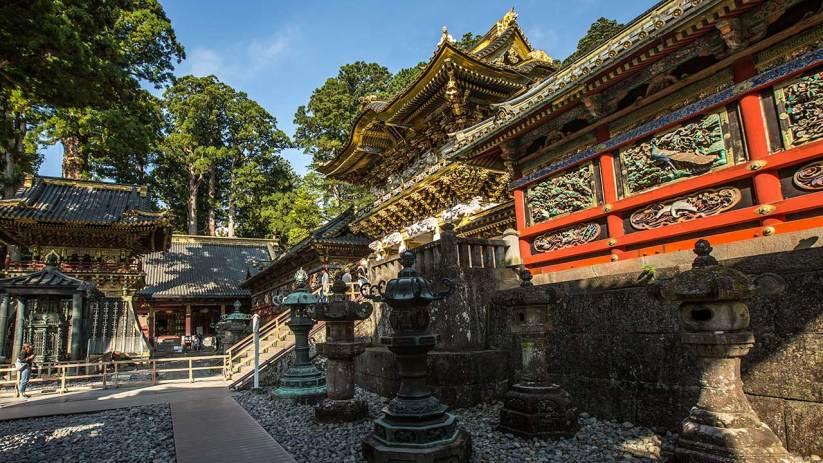 Und weil's so schön war, gehen wir nochmals zurück nach Nikko.