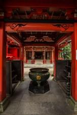 Ein sehr ruhiger und für uns spezieller Tempel.