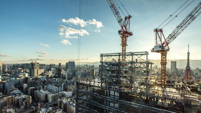 30 Mio Einwohner und es wird weiter gebaut.