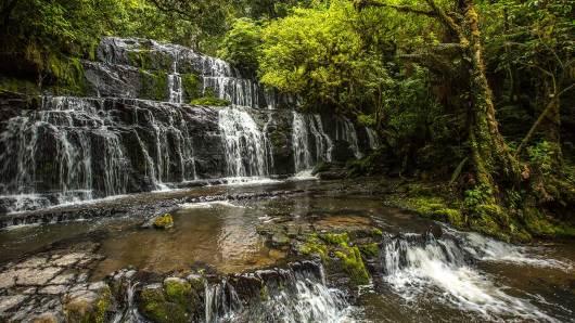 Wasserfall Nr. 14.