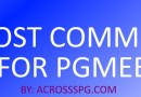 Most common in OBG (One liners for PGMEE)