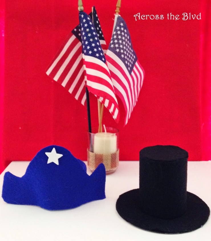 Presidents'  Day Craft For Kids