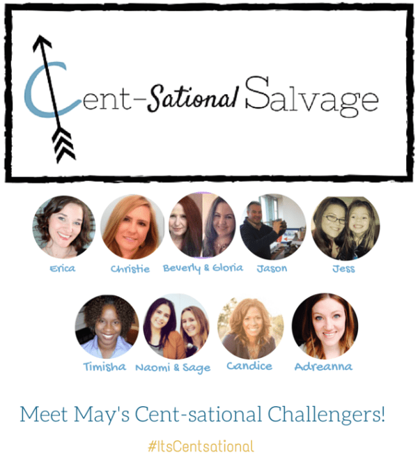 May Centsational Salvage Challengers