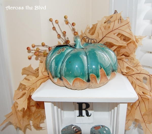 Coastal Autumn Decor