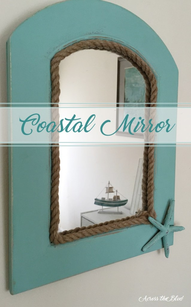 Coastal Mirror Across the Blvd PIN