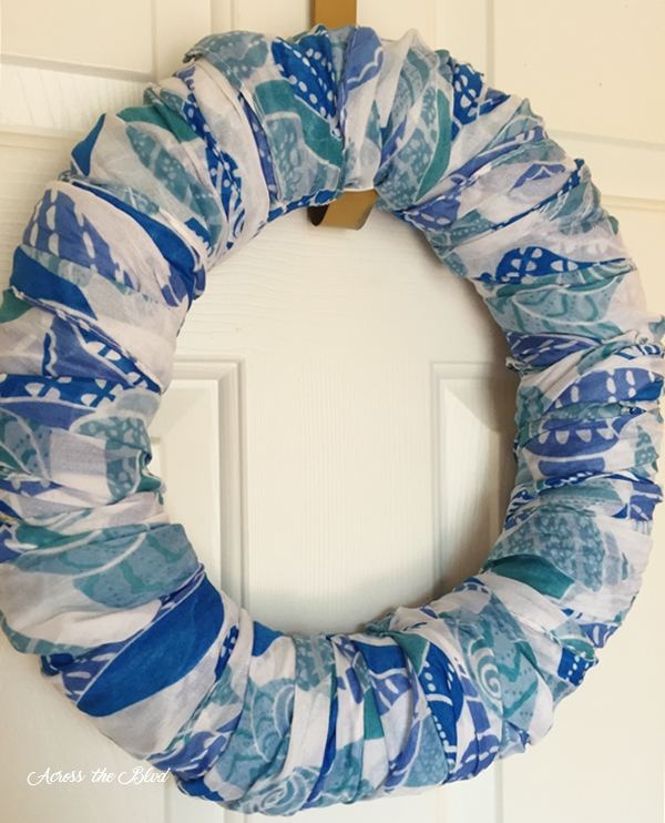 Ten Minute Coastal Wreath