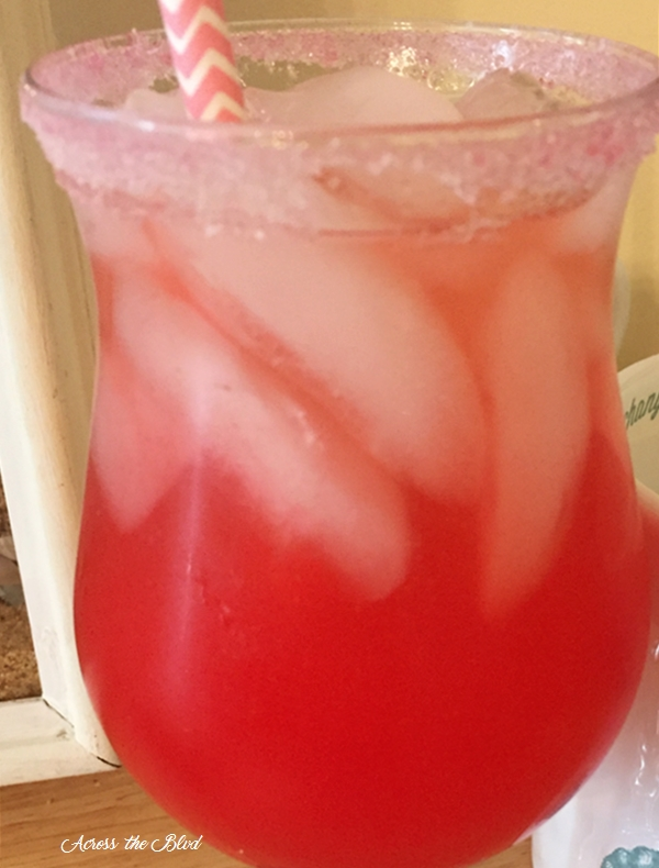 Watermelon Mixer Cocktail