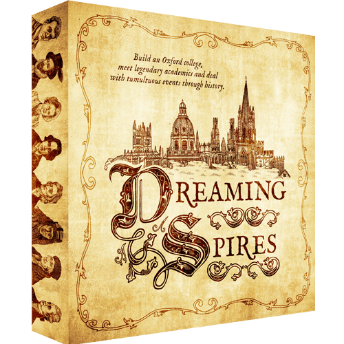 dreaming spires oxford board game