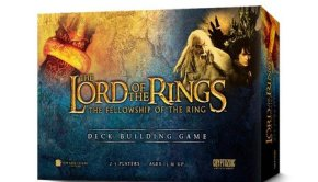 Lor dof the Rings Deck Building Game