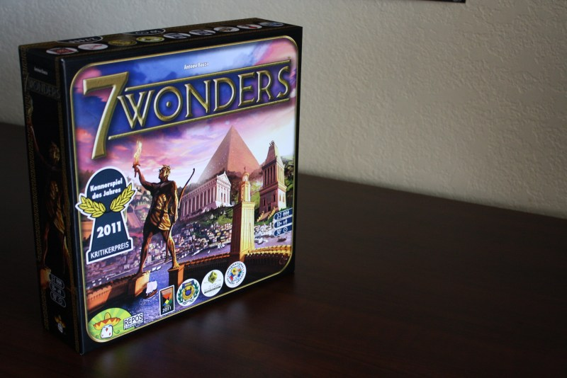7 wonders board game pdf