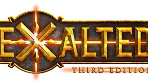 exalted 3rd edition third