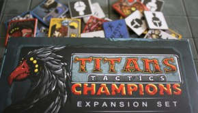 titans tactics imbalanced games board game