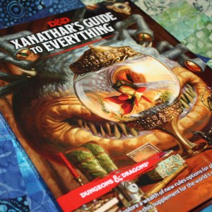xanathar's guide to everything d&d dnd dungeons and dragons 5e 5th edition wotc wizards of the coast