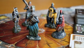 Shadows Over Camelot in play
