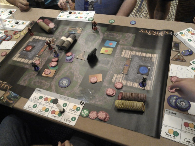 pax prime 2015 sands of infinity