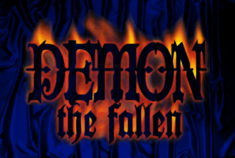 demon the fallen logo