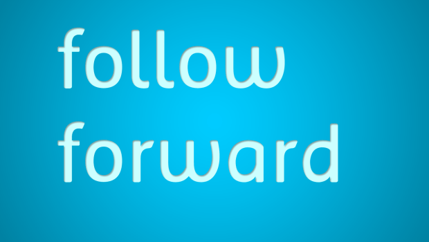 follow forward