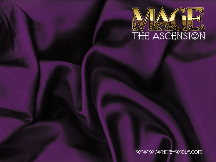 mage the ascension cover