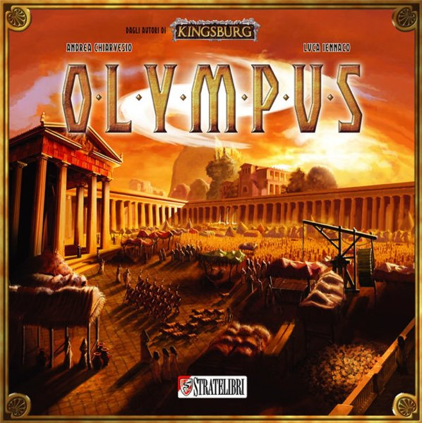 olympus board game box cover