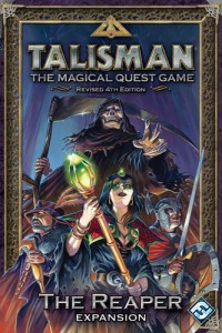 Talisman the Board Game Reaper Expansion
