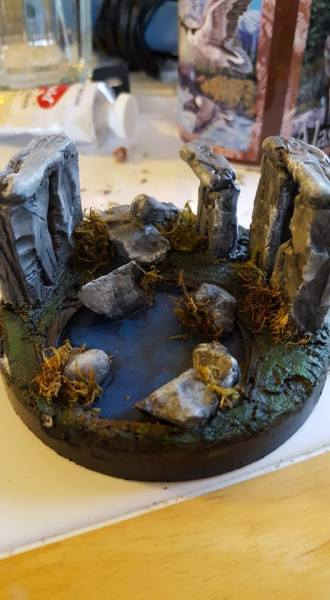 crafting terrain