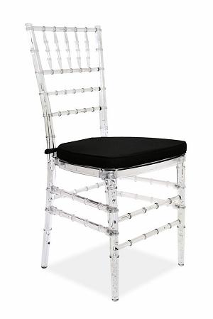 China Acrylic Clear Banquet Tiffany Ballroom Chiavari Chair