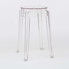 Ghost Chair Bar Stool Wooden Dining Room Chairs With Arms Stools Acrylic