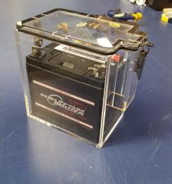 pontoon boat battery drybox [ 2988 x 5312 Pixel ]