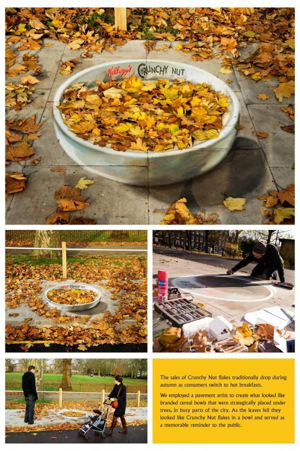 Kellogg's - Seasonal content for autumn