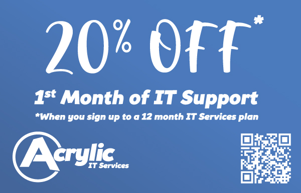 Save On Your IT Support!