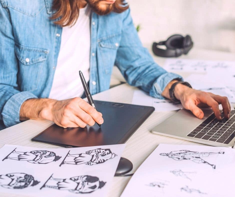 How To Smash Your Web Design With Scroll Triggered Animations - Graphic Design Agency Northwich, Middlewich, Winsford, Knutsford, Cheshire