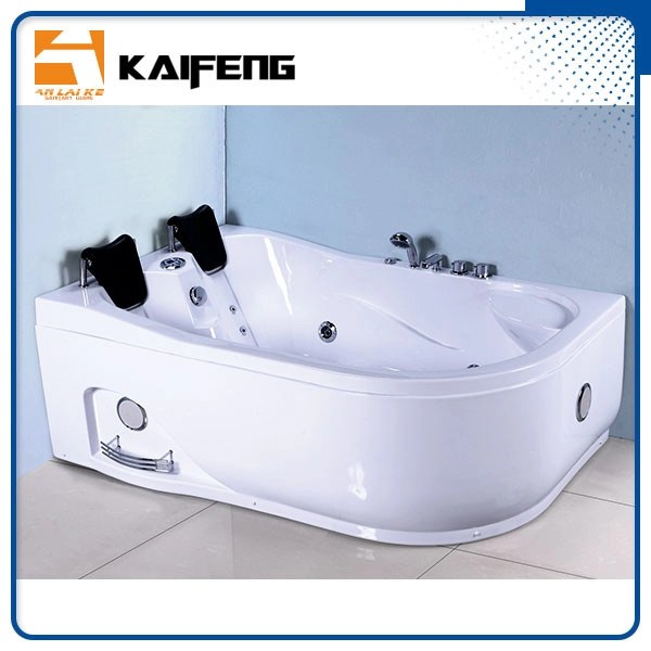 Customized Color Bathroom Jacuzzi Tub Shower Combo Hydromassage Tub With Loud Speaker
