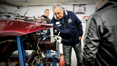 Mercedes Benz Paint And Body Work Open House Celette