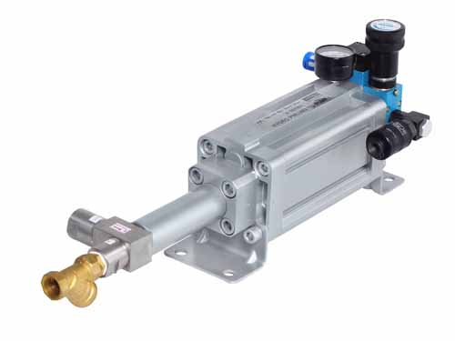 what are pneumatic controls