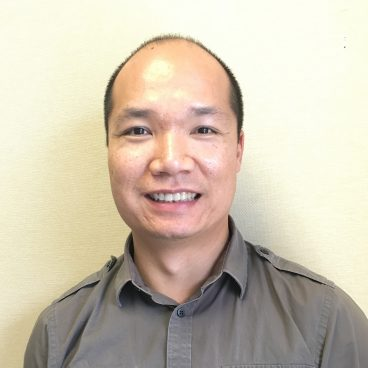 Kin Leung, LMFT, Site Supervisor Gunn High School
