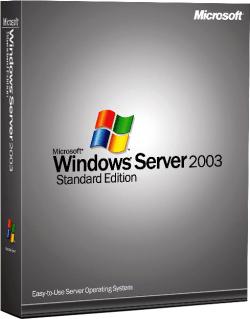 Windows Server 2003 End-of-Life