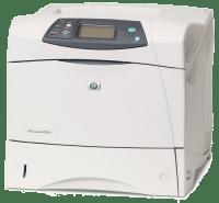 HP LaserJet 4300n stationery printer printer all in one