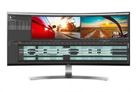 LG 34UC98-W Monitor.