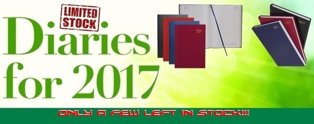 Diaries 2017