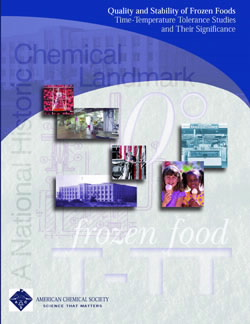 """Quality and Stability of Frozen Foods"" commemorative booklet"