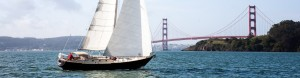 6-pack charters departing from Sausalito