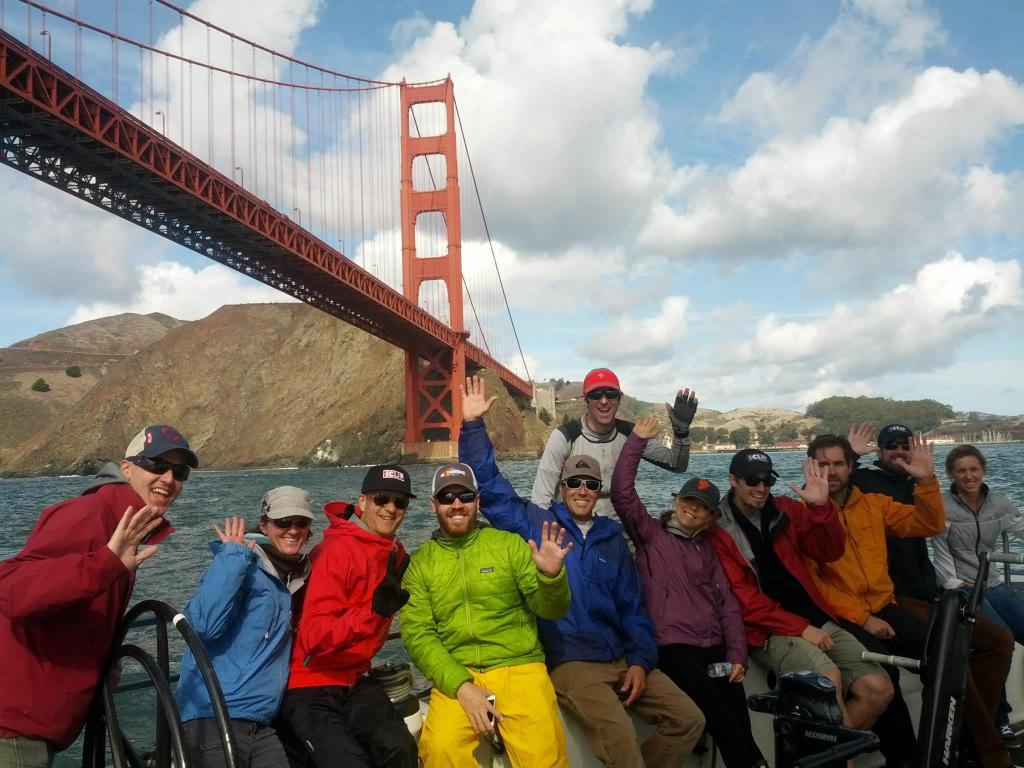 San Francisco Sailing Tours | Day Sail