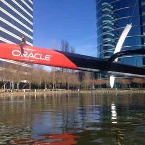Oracle swim team |ACsailingSF