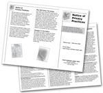 HIPAA Forms