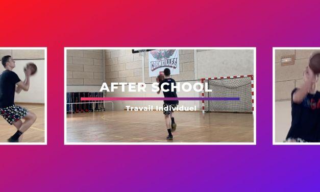 [After School #13] Mécanique de tir a une main