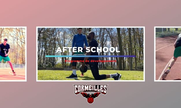[After School #11] 6 Gammes de Dribbles sur Piste
