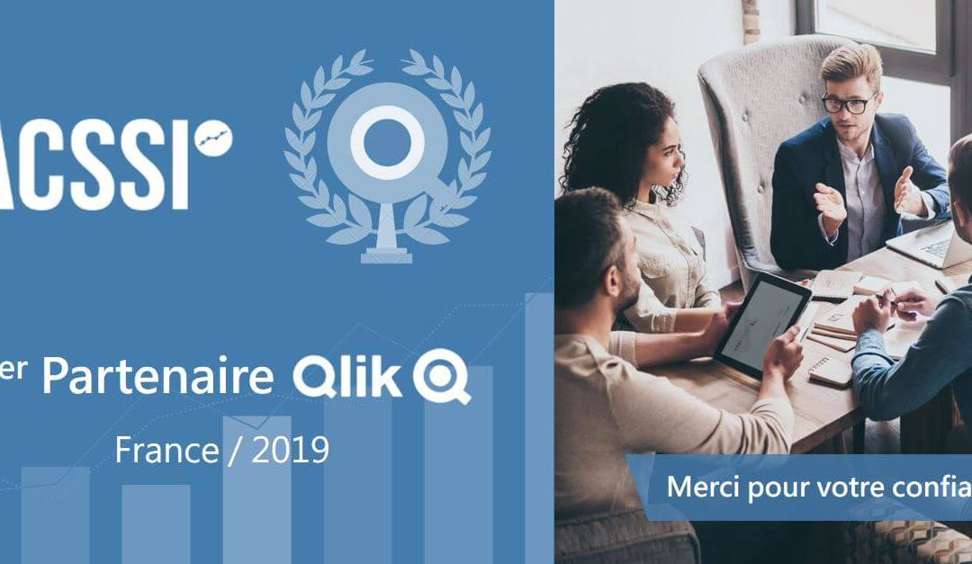 ACSSI – Partner of the year QLIK FRANCE