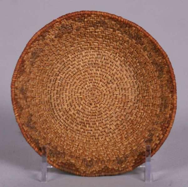 Native American Baskets - Pima Apache & Papago Tribes
