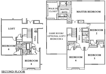 Amber Ridge by Pulte Homes at Mission Hills Henderson
